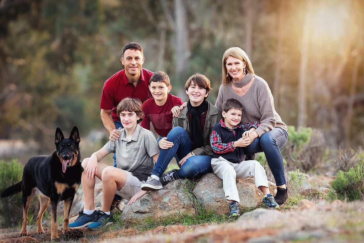 Catherine Hatfield Family Photographer San Marcos San Elijo Hills