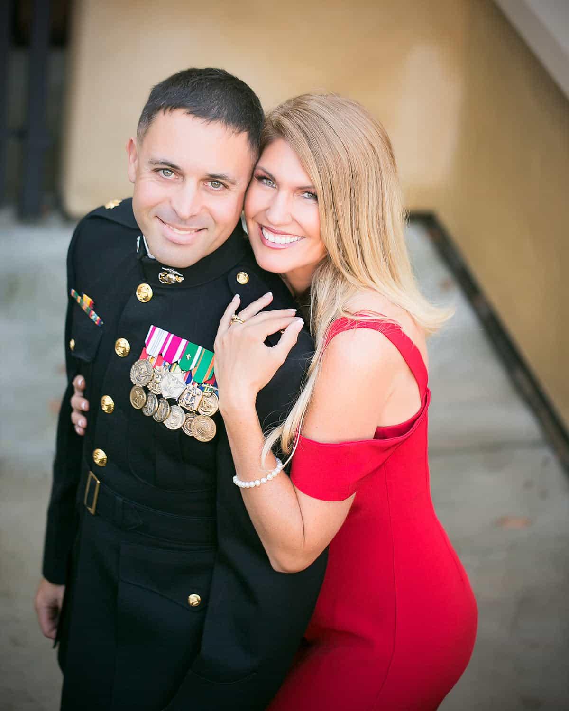 Catherine Hatfield Military Birthday Ball Photographer
