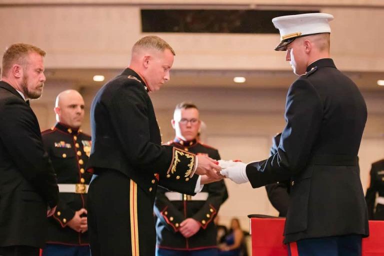3rd Battalion 4th Marines Ball Photographer Catherine Hatfield