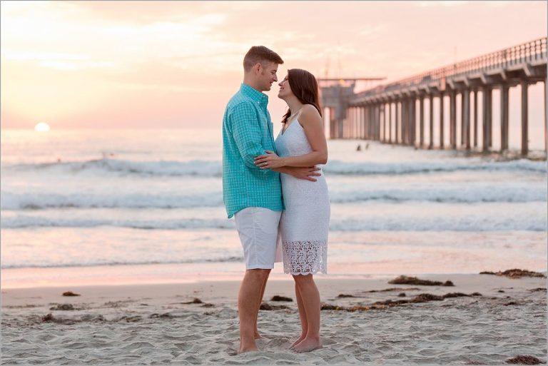 La Jolla California Engagement Photographer Catherine Hatfield