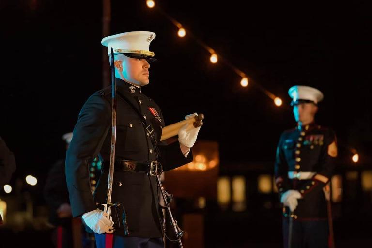 Marine Corps Birthday Ball, Marines, Military Events, Sword Detail, USMC, USMC Birthday Ball